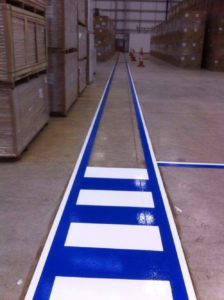 factory line marking services