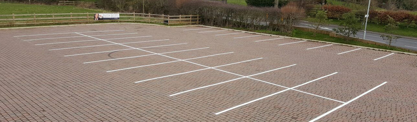 Car Park Markings
