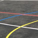 Sport Court Markings